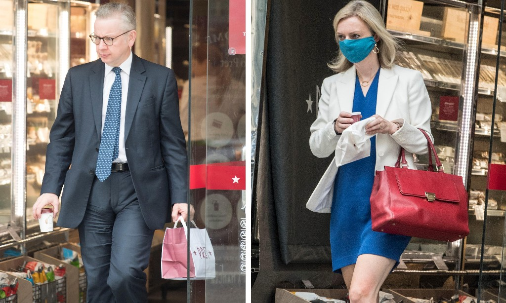'MPs should be role models': Gove and Truss face-off stirs mask debate