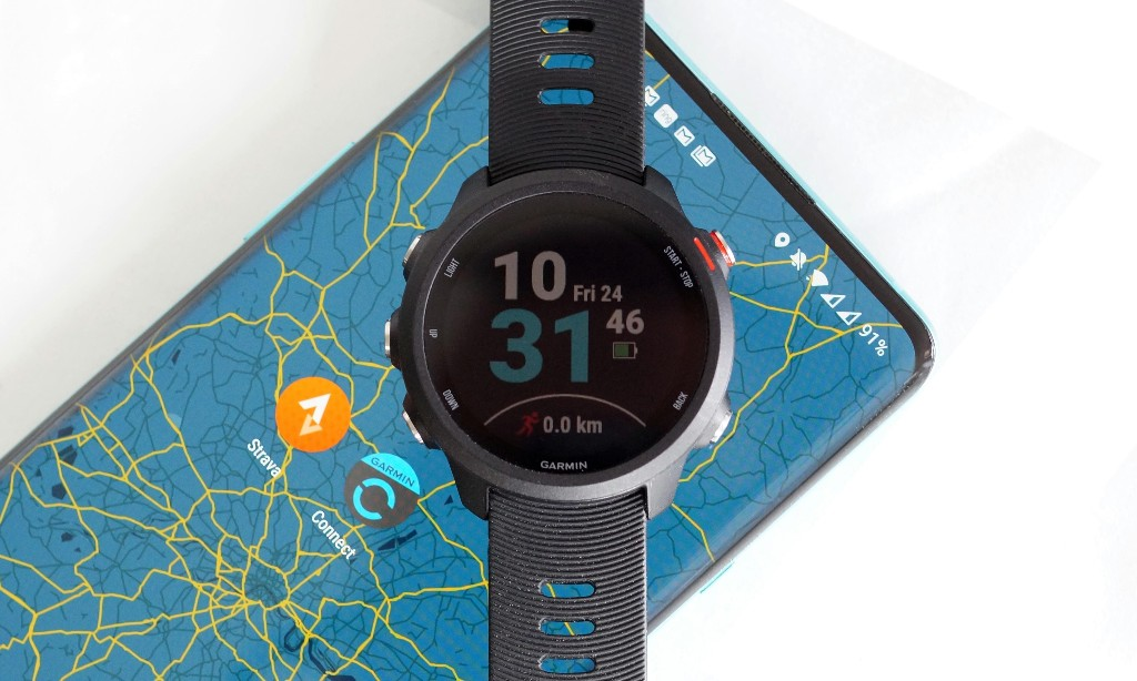 Garmin down: how to still get your activities on to Strava