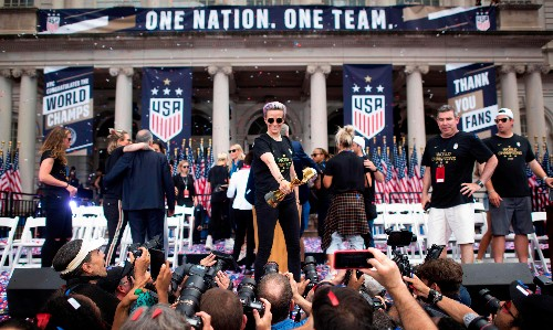 Fuzzy numbers are muddying the waters in the USWNT's equal-pay fight