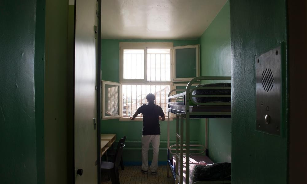 Are French prisons 'finishing schools' for terrorism?