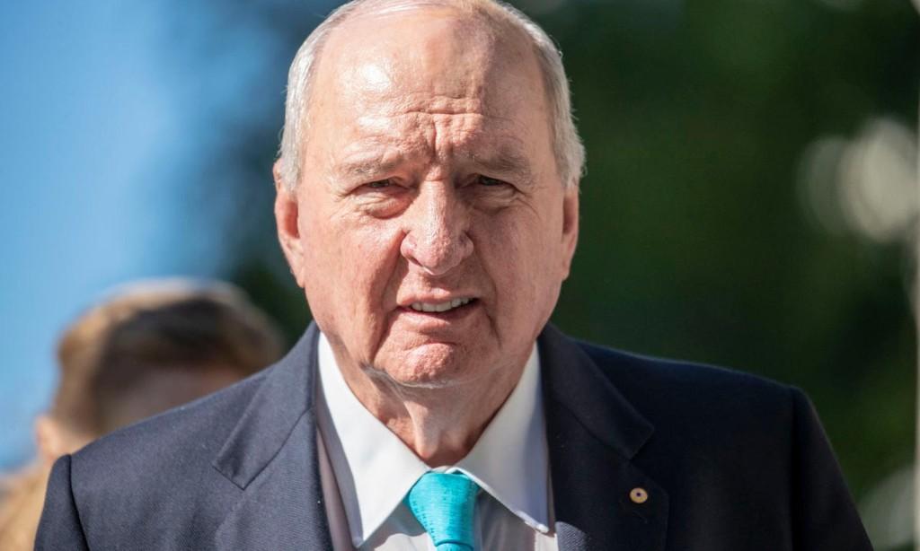 ABC's Media Watch in the hot seat over baffling tweet congratulating Alan Jones