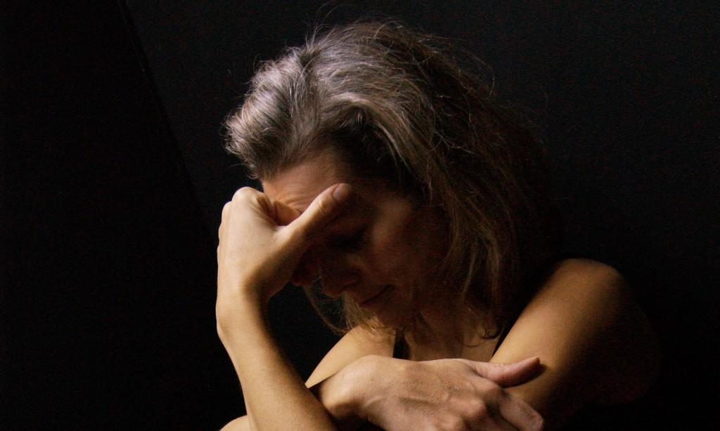 Domestic Violence  - Magazine cover