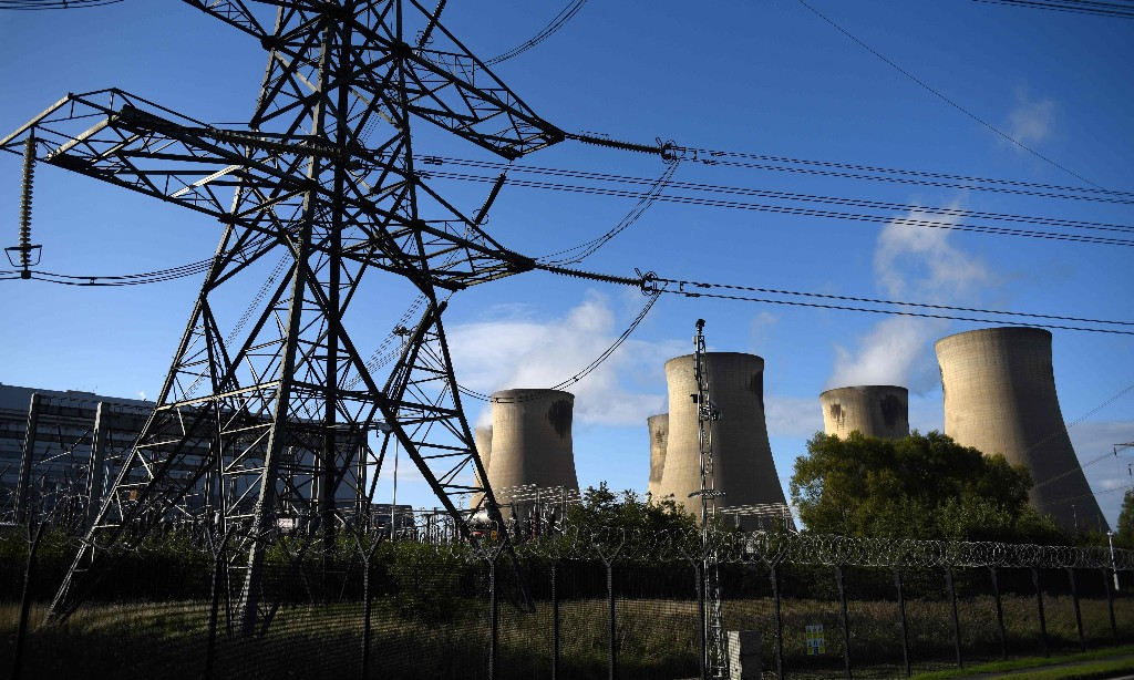 British coal plants fired up to meet temporary electricity shortfall