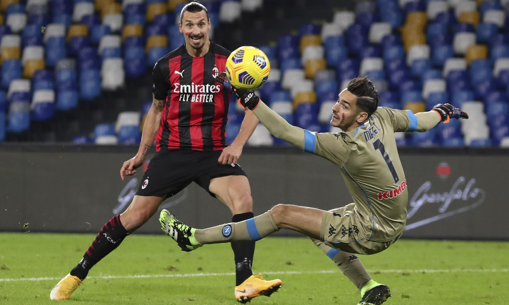 Ageless Zlatan Ibrahimovic continues to take care of business for Milan