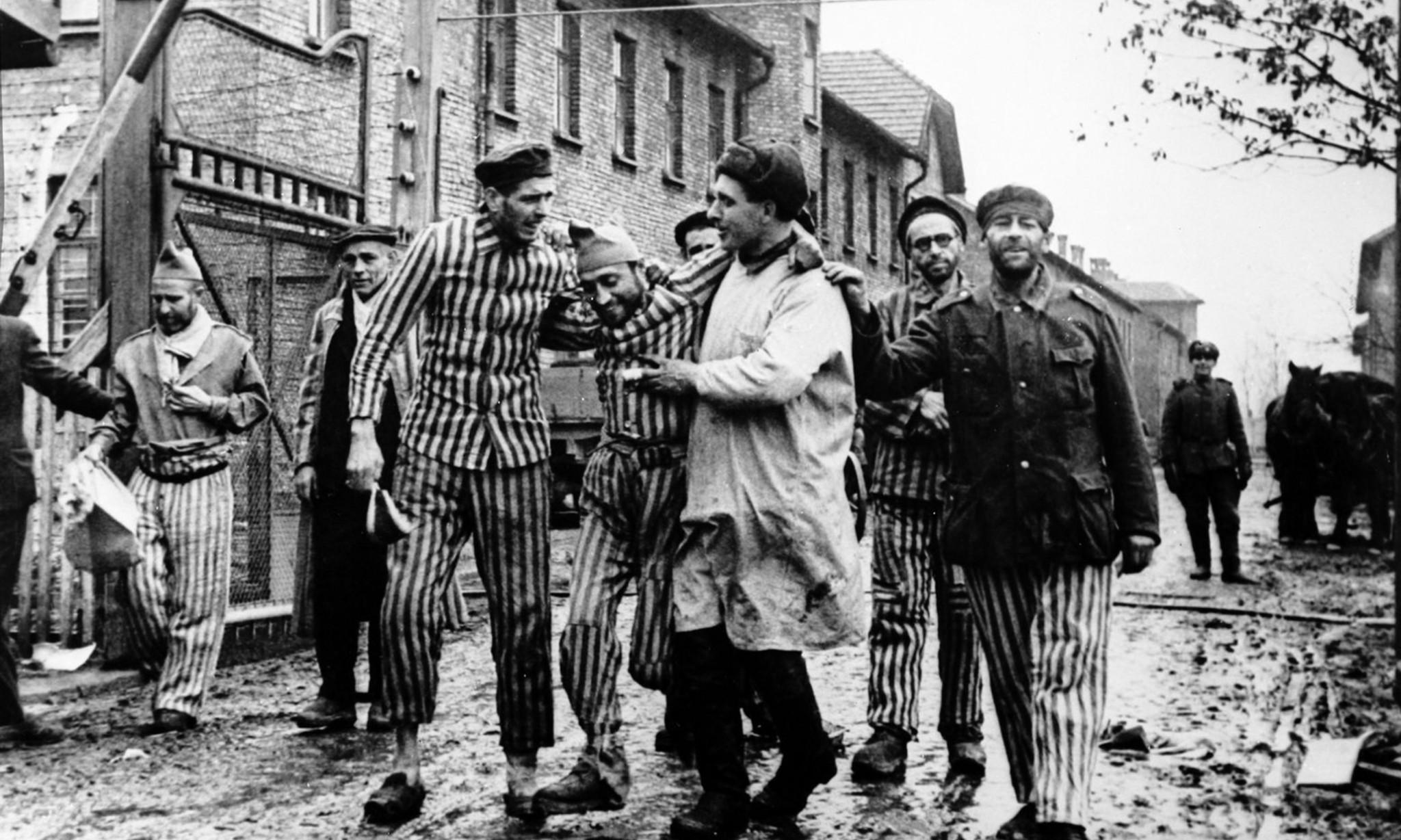 Tales from Auschwitz: survivor stories