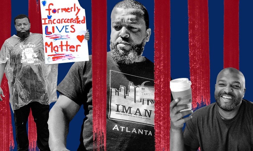 He fought for voting rights in Georgia – then found himself in trouble with the law