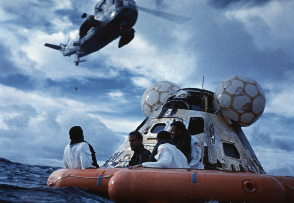 50 Years on – how Apollo 13's near disastrous mission is relevant today
