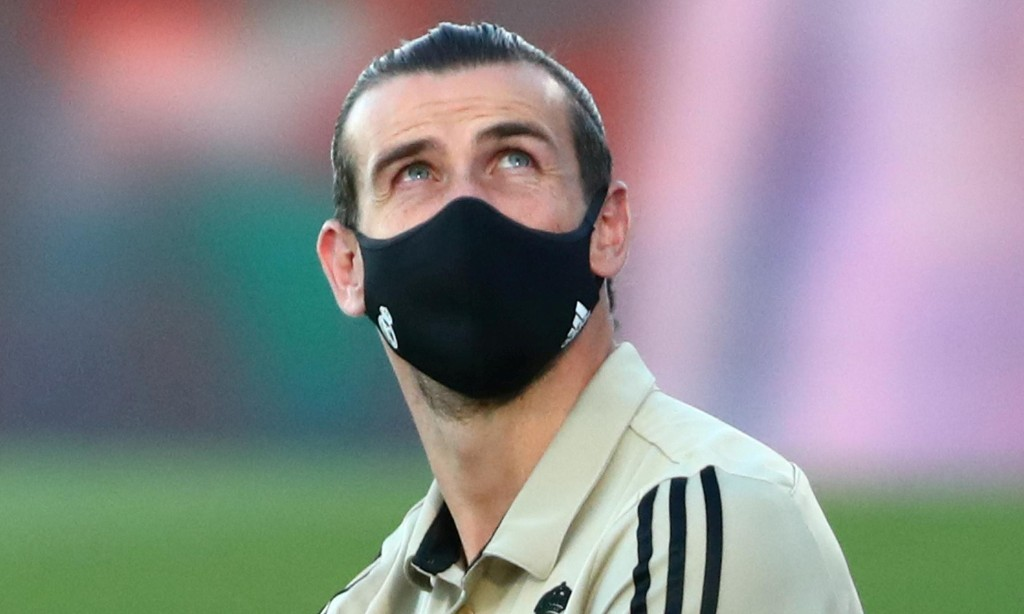 Gareth Bale left out of Real Madrid squad for Manchester City game