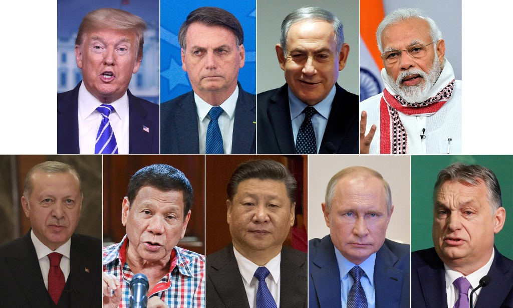 From Trump to Erdoğan, men who behave badly make the worst leaders in a pandemic