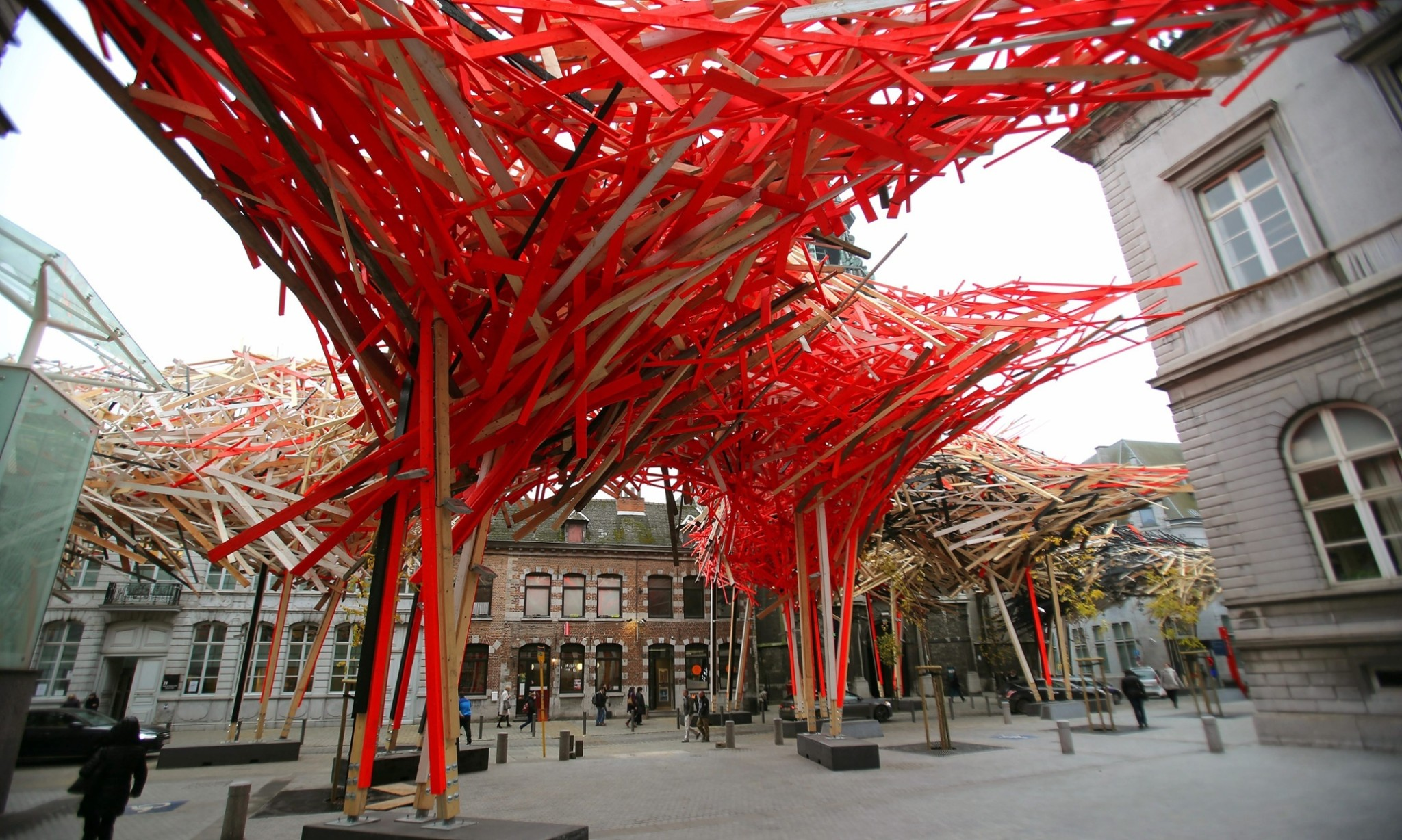 Mons: it's the European Capital of Culture – but locals just want Ikea