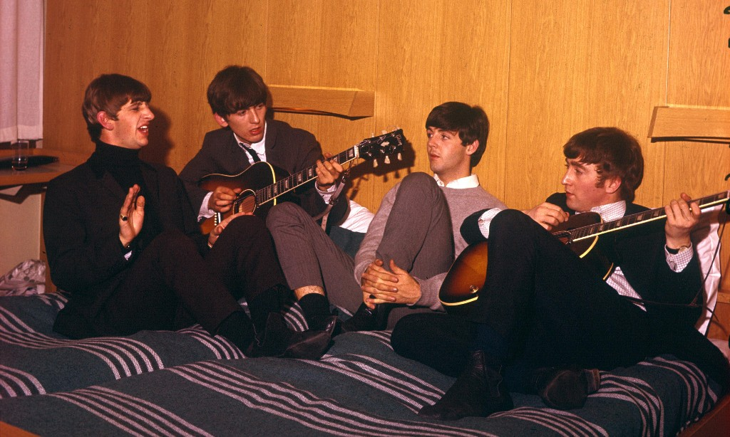 The 100 greatest UK No 1s: No 3, The Beatles – She Loves You