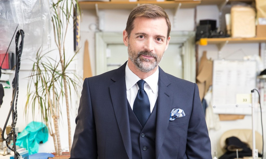 Patrick Grant: 'If you own a business you have to be an optimist'