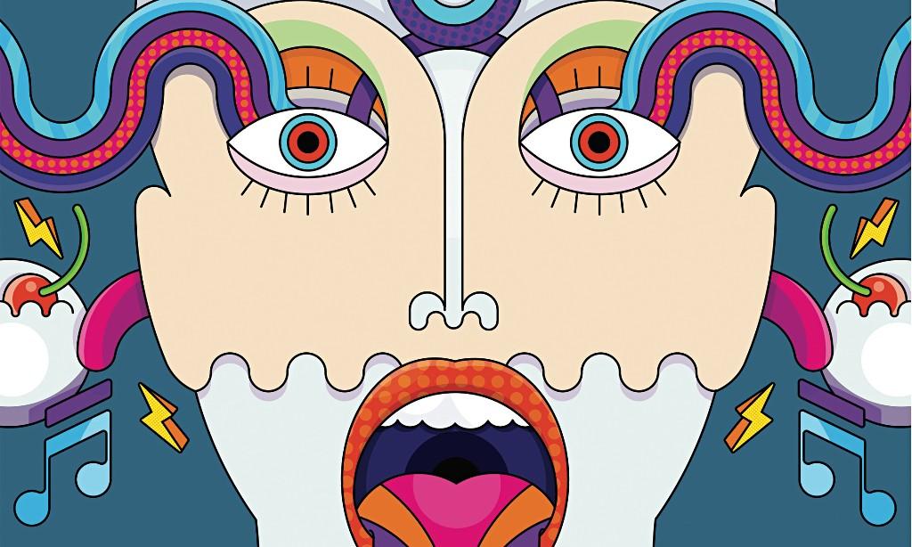 Brain At Work - Magazine cover