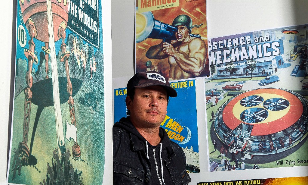 'People need to open their minds!' – Tom DeLonge on his new career as a UFO expert