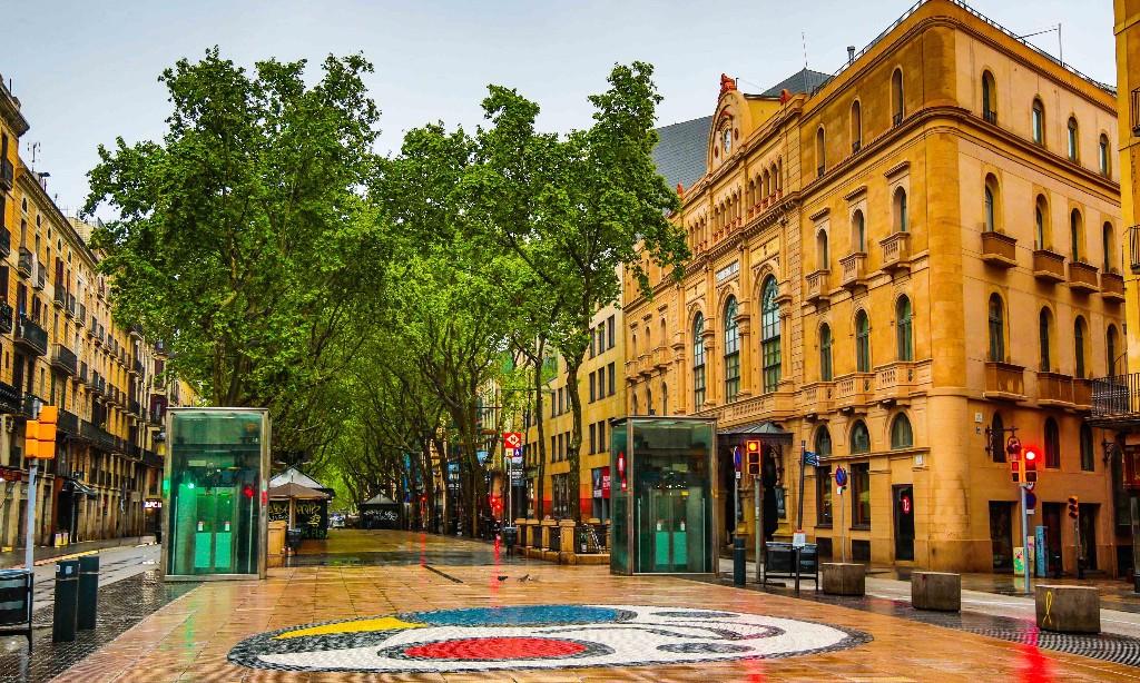 La Rambla: plans to transform Barcelona's tourist rat run into a cultural hub