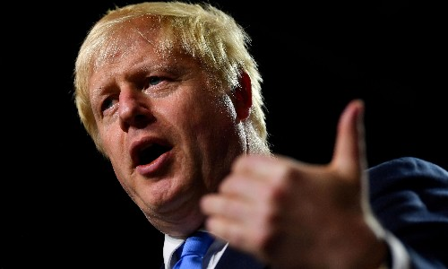Johnson could sacrifice majority by withdrawing whip from rebel MPs
