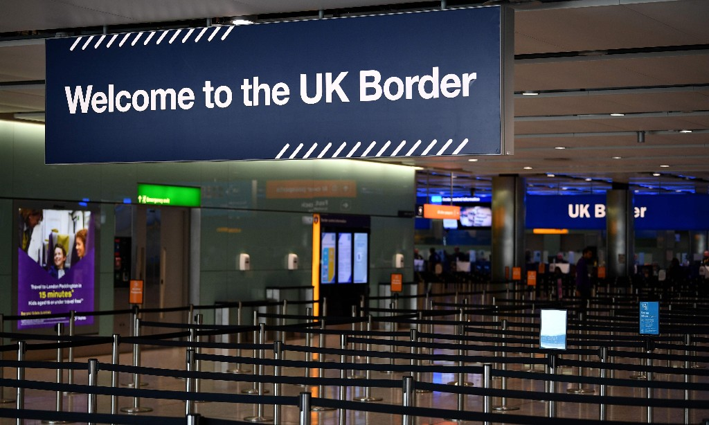 UK travel firms call for 14-day quarantine plan to be scrapped