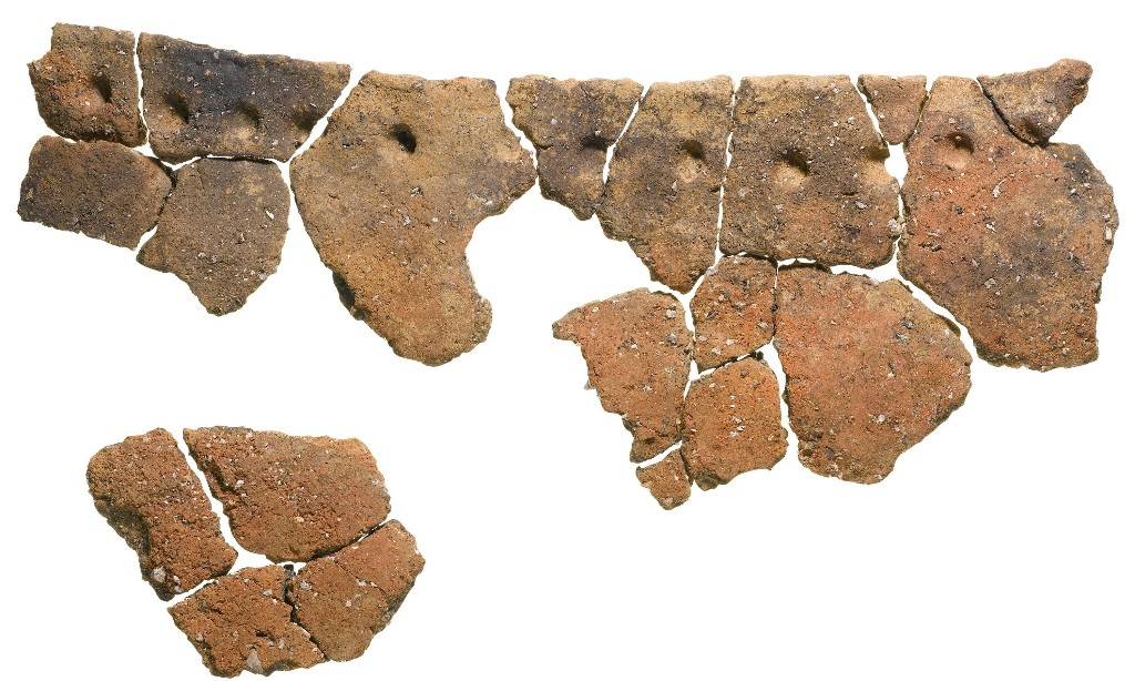 London pottery finds reveal Shoreditch agricultural past