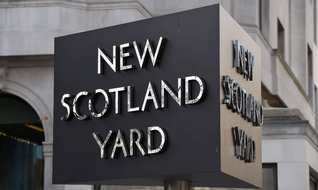 Met police officer charged with belonging to far-right terror group