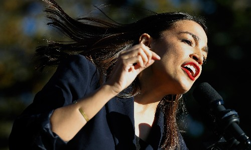 The 'AOC effect' is real – and it's helping wean the Democrats off mega-donors