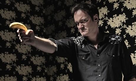 Tarantino - Magazine cover