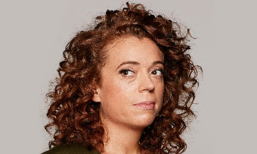 Michelle Wolf: 'My new period joke is for men – and they love it'