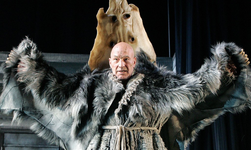 'He's so strapping and virile': Patrick Stewart at 80 – by Shatner, McKellen, Tennant and more