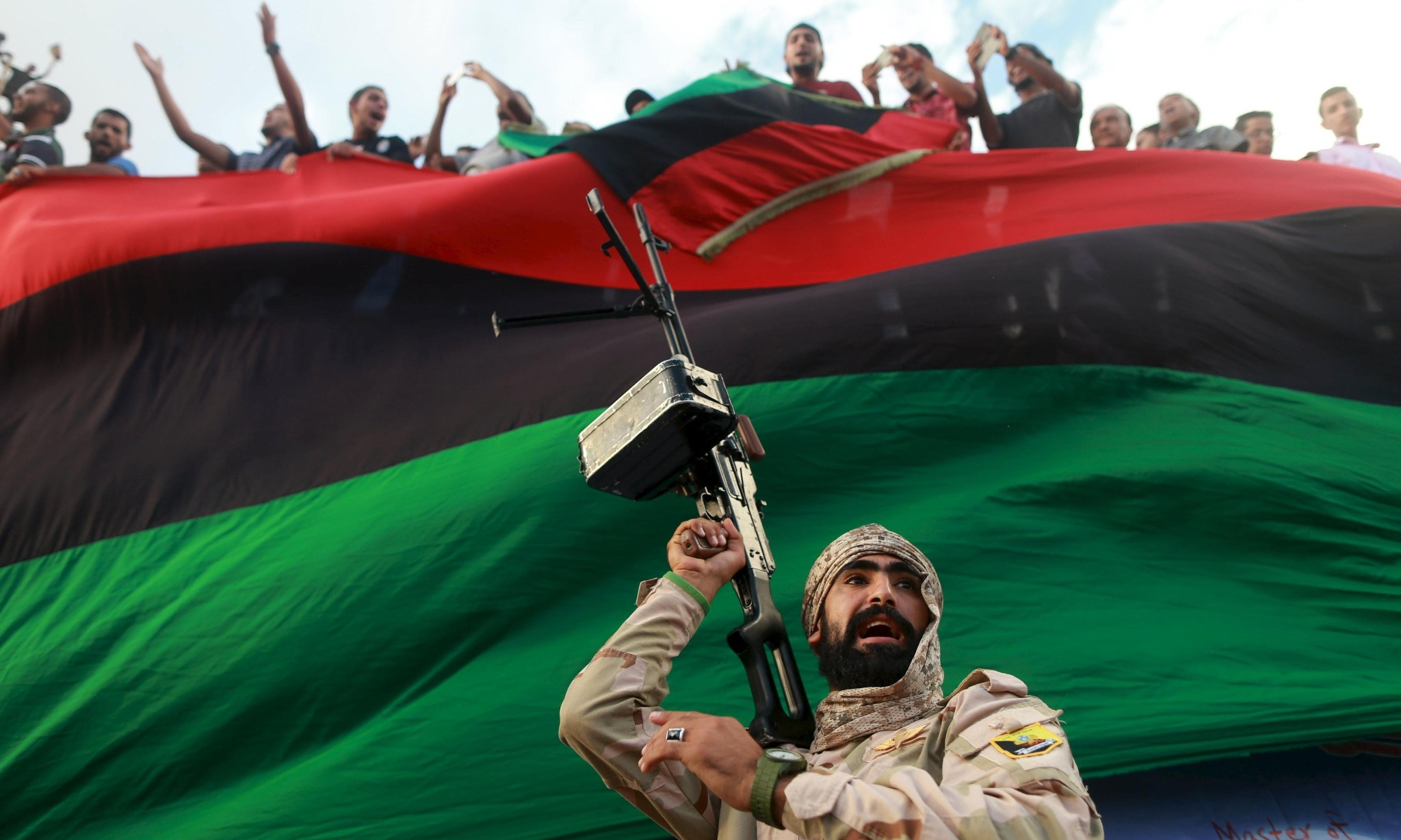 Five years after Gaddafi, Libya torn by civil war and battles with Isis