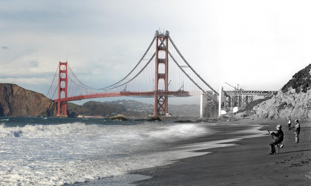 San Francisco Bay Area - Magazine cover
