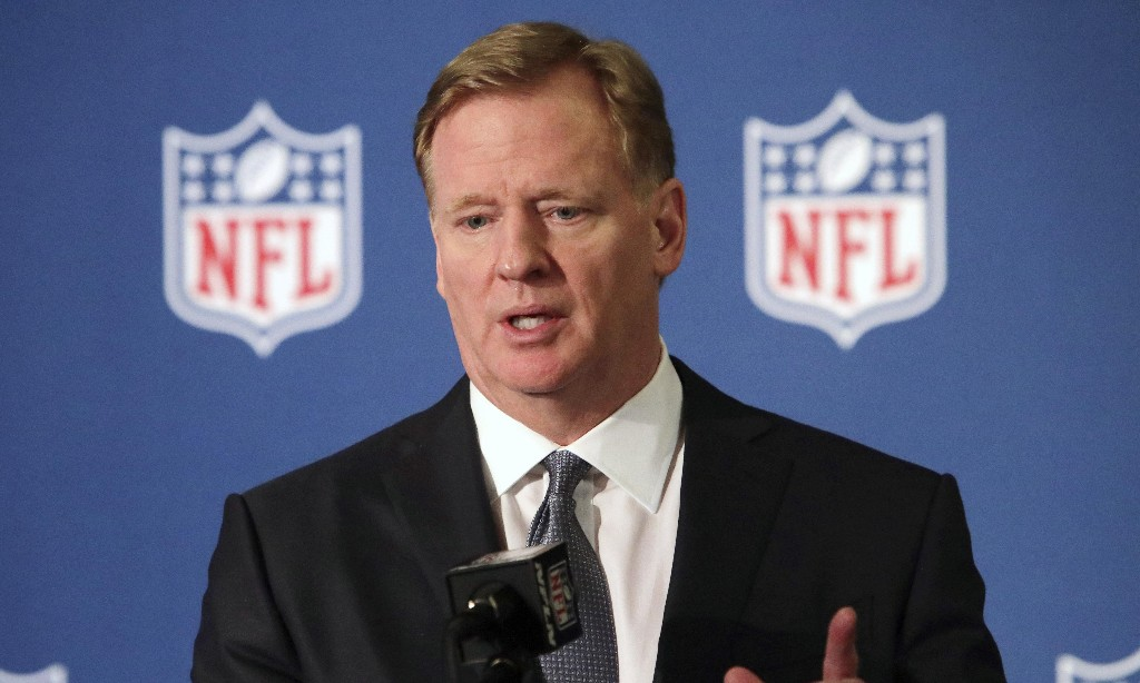 'We were wrong': Goodell admits NFL should have listened to players on protests
