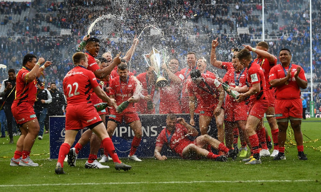 End of Saracens era looms as European Champions Cup returns
