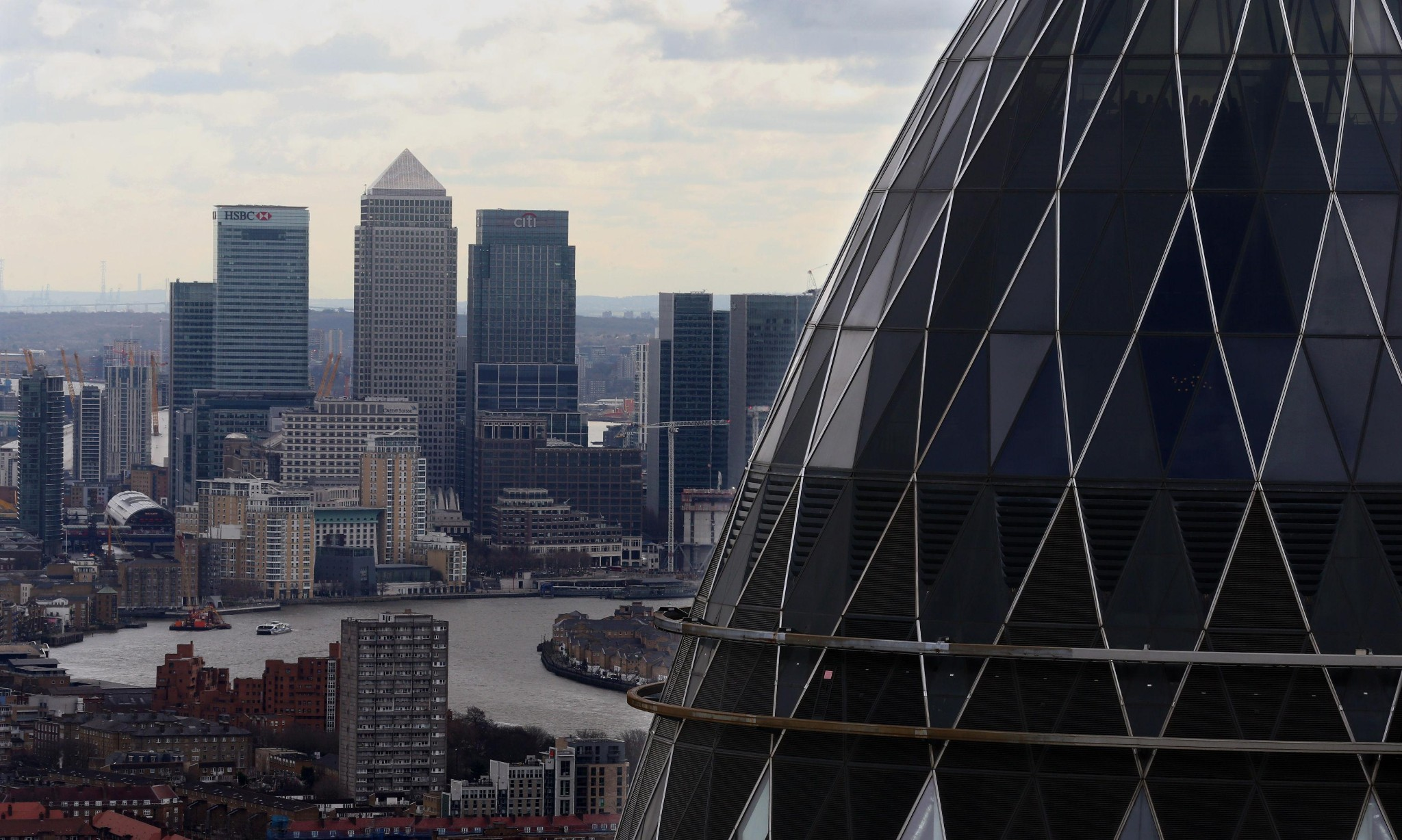 City 'haemorrhaging' talent because of Brexit, says headhunter