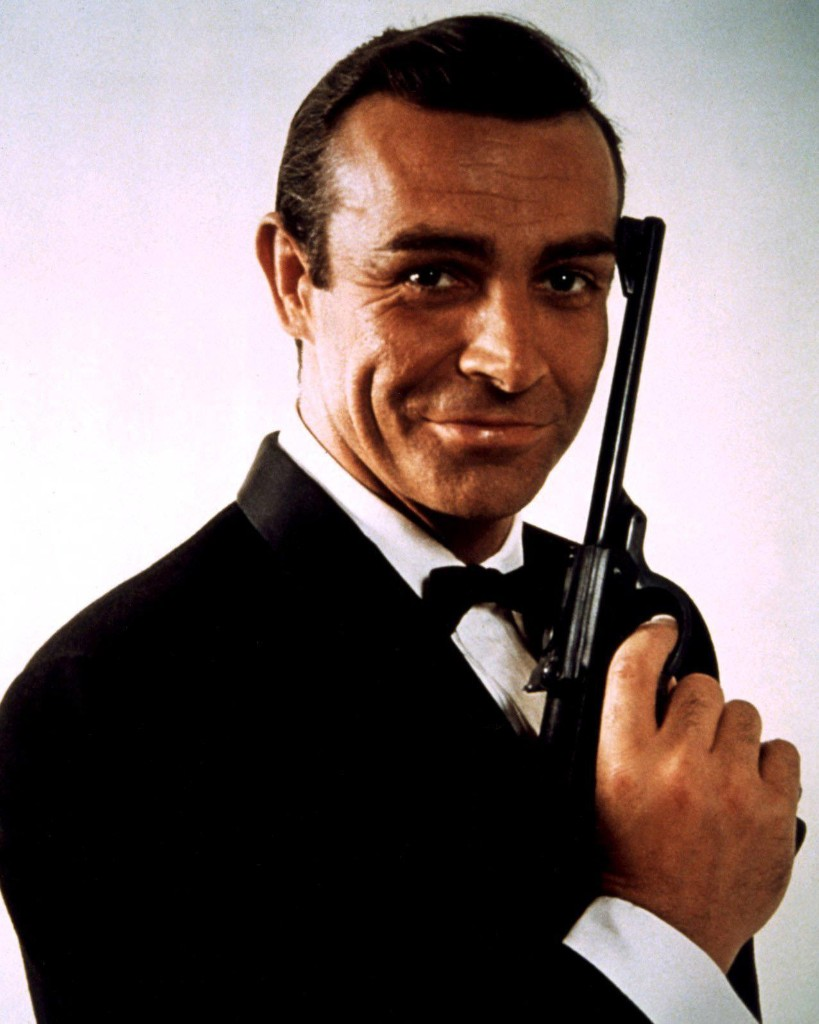 Sean Connery, James Bond actor, dies aged 90