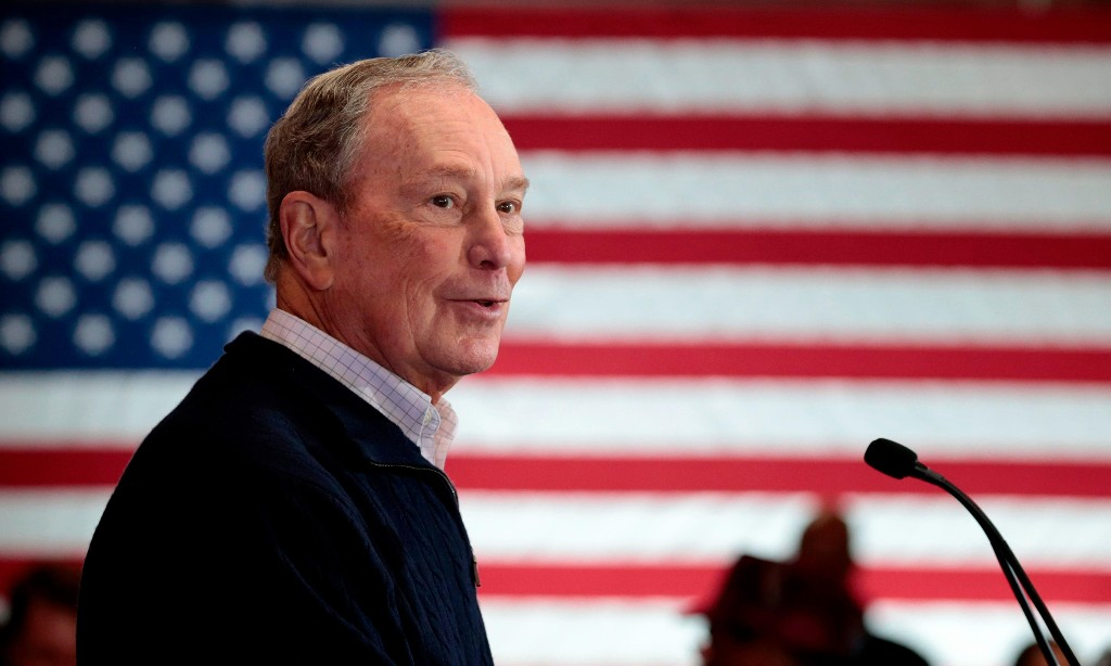 Mike Bloomberg's campaign is polluting the internet