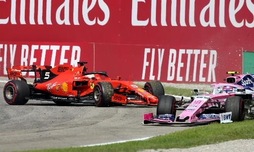 Vettel's errors show he needs to regroup as Ferrari prevail at home