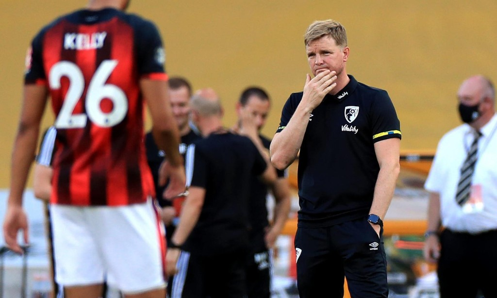 'It's consuming me': Eddie Howe is hurting in Bournemouth's survival fight