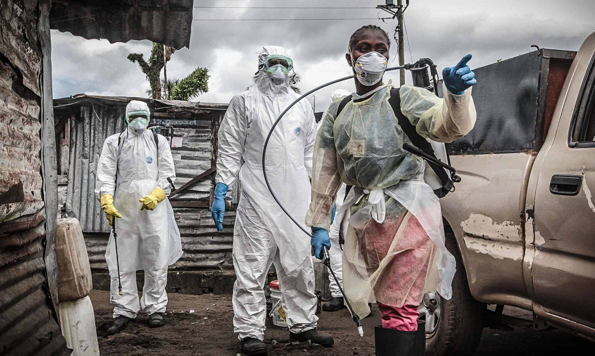 Oxfam: World must do more to stop Ebola becoming 'disaster of our time'