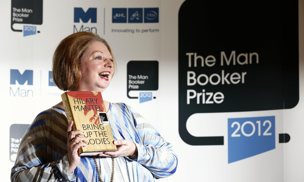 Hilary Mantel: I am 'disappointed but freed' by Booker decision