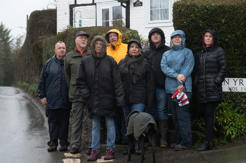 Life in the 'poultry capital' of Wales: enough is enough, say overwhelmed residents