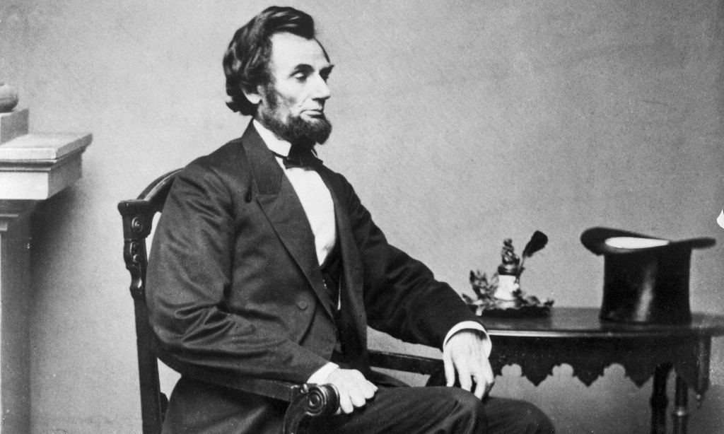 'What it means to be an American': Abraham Lincoln and a nation divided