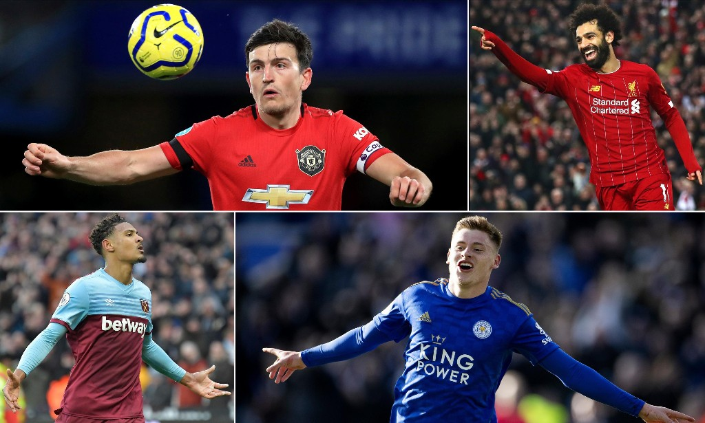 Premier League: the 10 most in-form players before lockdown