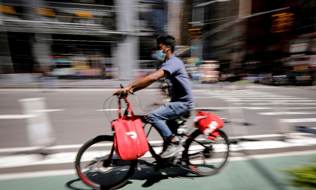 Restaurant owners may not like delivery services – but can they do without them?