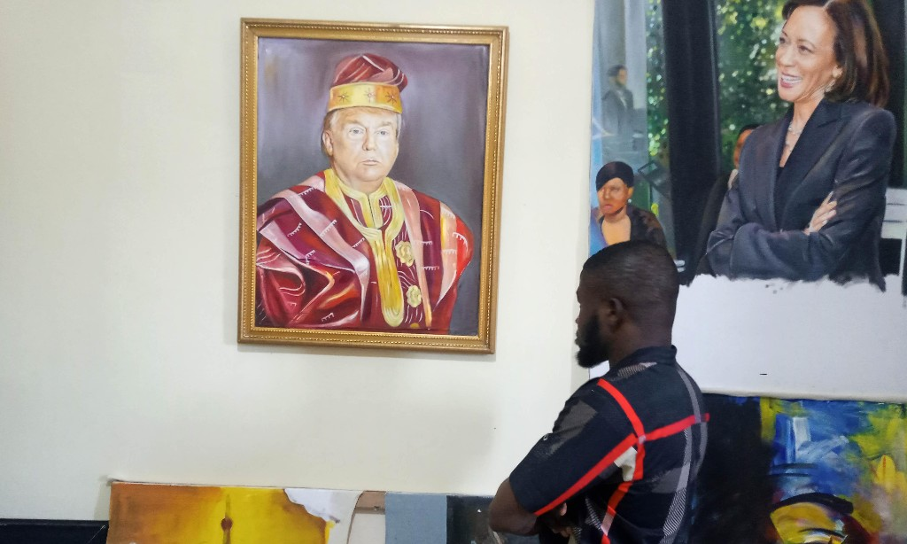 'He just says it as it is': why many Nigerians support Donald Trump