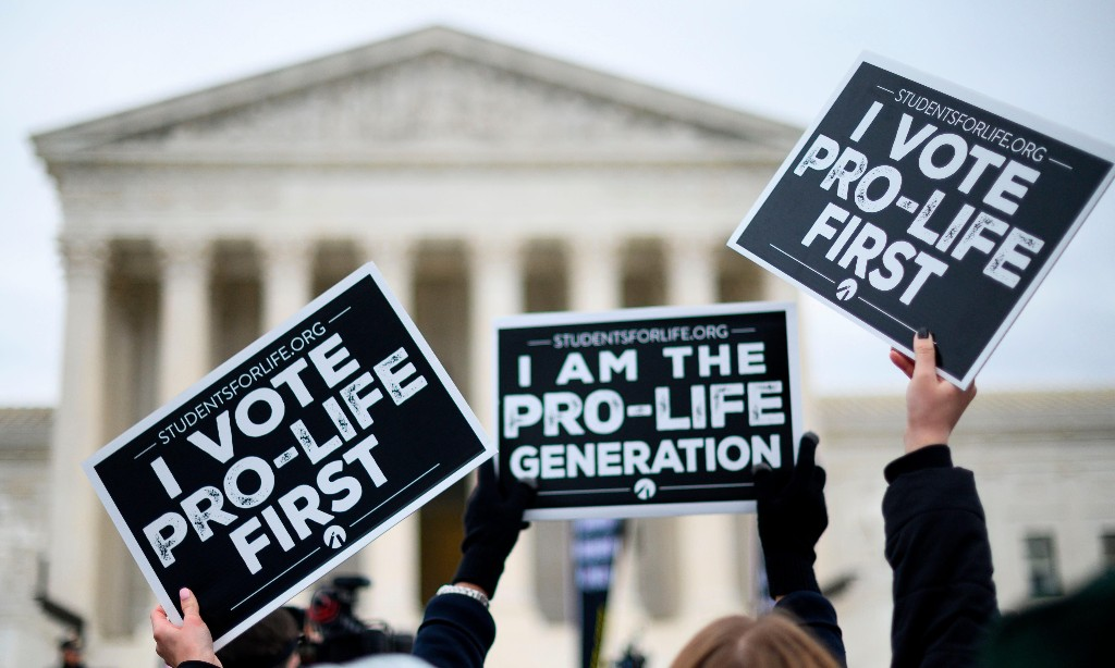 US anti-abortion groups received millions in federal Covid-19 aid