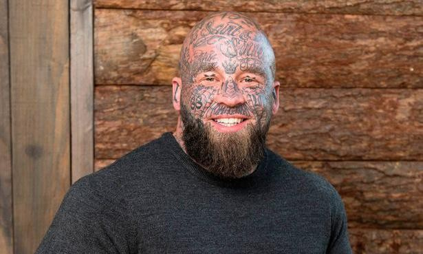 Sky's The Chop axed over contestant's face tattoos linked to far right