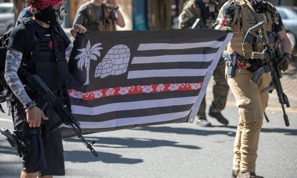 White supremacists behind majority of US domestic terror attacks in 2020