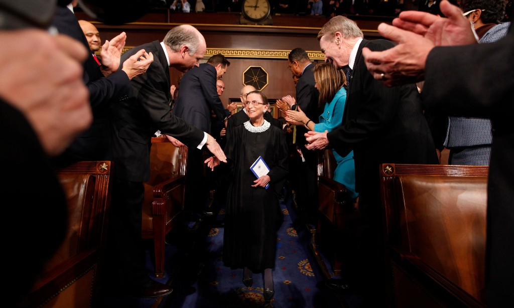 New York will honor Ruth Bader Ginsburg with statue in Brooklyn