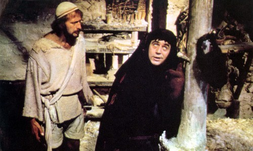 Monty Python film director Terry Jones: full of fun and innocence – and a very naughty boy