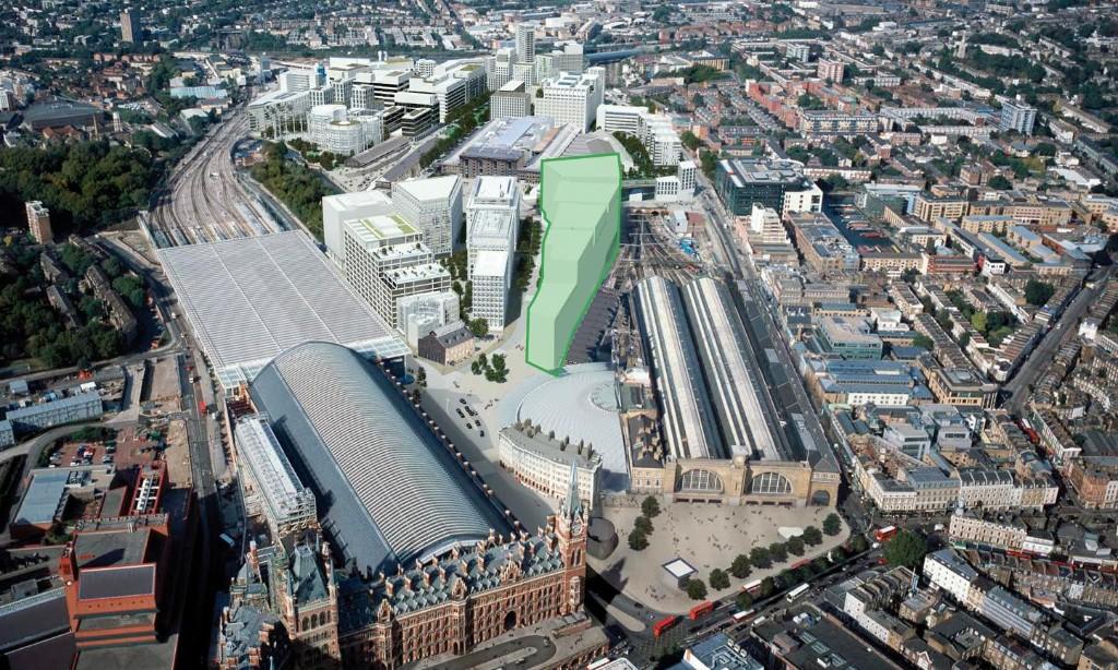 Google commits to massive new London HQ