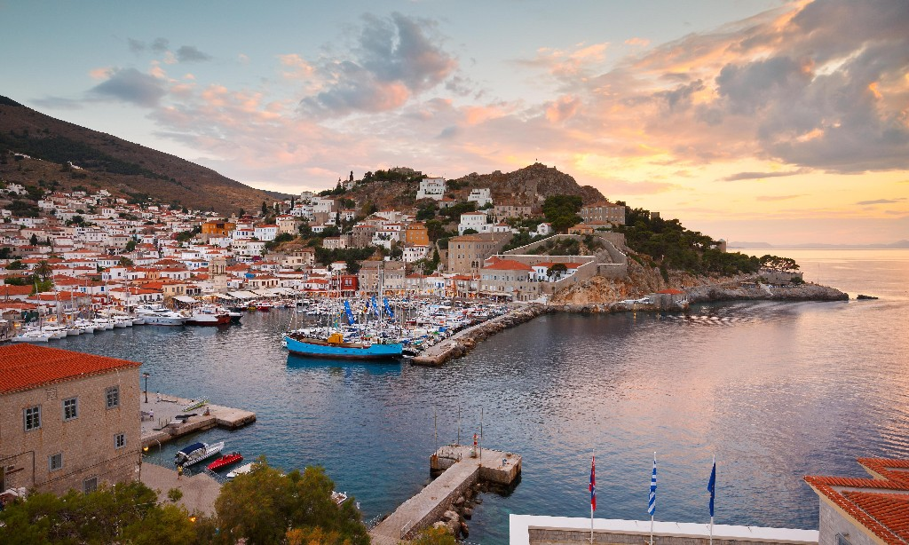 Hydra, the Greek island for dreamers